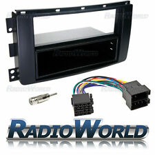 Smart Fortwo Stereo Radio Kit de montaje Fascia Panel Adaptador Single Din fp-13-05