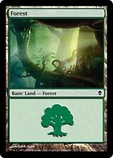 20x*Basic Land*Forest*Zendikar*NM/SP*x20*#246a*Magic the Gathering MTG*FTG