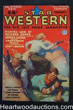 Star Western Feb 1935 Cliff Farrell; Art Lawson; Harry F. Olmsted