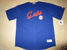 Chicago Cubs MLB Baseball World Series Jersey XL NEW NWT