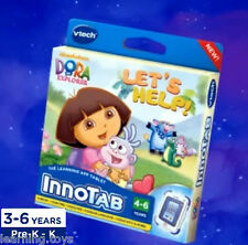 Vtech InnoTAB 2 3S MAX Game - Dora The Explorer 3-6 Years