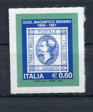 Italia 2011 Quel magnifico biennio  MNH