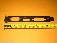 10 x MSI Full Height Size Length Video Graphics VGA Card Expansion Slot Bracket