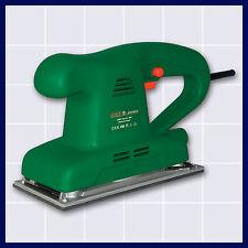 Schwingschleifer Schleifmaschine 280 W Schleifer, Schleifplatte 225 x 115 mm