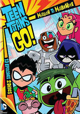 Teen Titans Go!: Mission To Misbehave, Season 1, Part 1, New Dvd, Hynden Walch,
