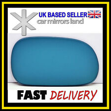 Right Driver Wing Mirror Glass BLUE CONVEX BMW Z3 1996-2002