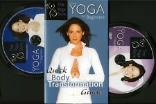 The YOGA Style For Beginners DVD Lot weight loss body transformation workout