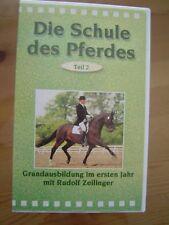 VHS Die Schule des Pferdes Teil 2 Rudolf Zeilinger