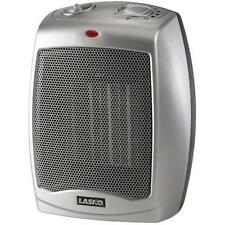 Lasko 754200 Ceramic Heater with Adjustable Thermostat New