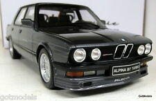 Otto 1/18 Scale OT650 BMW Alpina B7 Turbo Metallic grey E28 M5 Resin Model Car