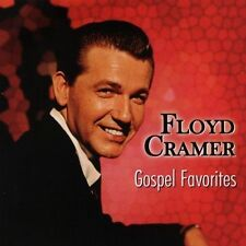 Gospel Favorites by Floyd Cramer CD 12 Tracks