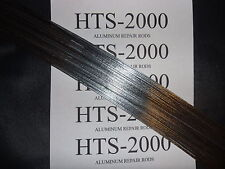 "5 - 18"" HTS-2000 2nd Generation Aluminum Welding Rods or Aluminum Repair Rods"