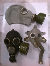WW2 SET OF GAS MASKS (GP-5 GP-7 PDF-D) NEW RARE FUNY GIFT masks for family