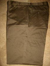 Mens Brown DOCKERS D2 Straight Khakis Pants 36 x 34