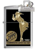 Zippo 200 Windy Varga Wind-Proof Lighter with PIPE INSERT PL