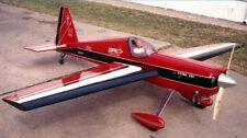 Extra 230 / 87inch ala 30% Ws Cero construir R/c Avion Planes & Patrones