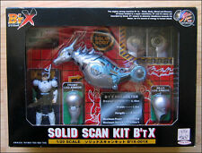 B'T X Solid Scan Kit B'TX-001X FIGURE with blood donor Teppei By Takara RARE!!!!