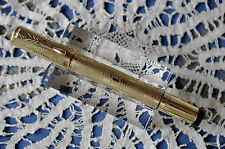 Wonderful Waterman's 42 Italian Overlay Safety Pen