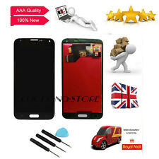 For Samsung Galaxy S5 i9600 G900F LCD Display Touch Screen Assembly Black