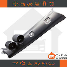 SAAS Dual Gauge Pillar Pod To Suit Nissan Patrol GU-Y61 1997-2015, paintable