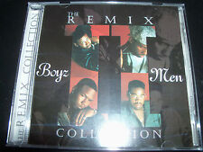 Boyz II 2 Men The Remix Collection (Australia) CD