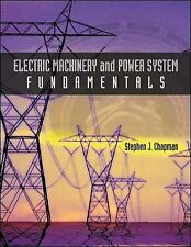 Electric Machinery and Power System Fundamentals 1e by Stephen J. Chapman