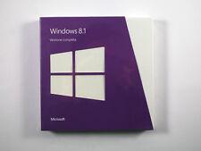 Microsoft Windows 8.1 - 32 / 64 Bit - ENGLISH - RETAIL - NEW