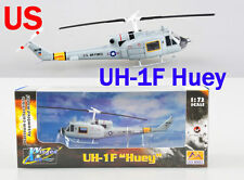 Easy Model 1/72 US UH-1F Huey Helicopter Utility Plastic Model #36917