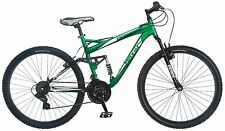 "MONGOOSE 26"" Men's Bike Maxim  Green/black"