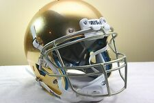 Schutt AiR XP PRO Football Helmet NOTRE DAME IRISH ON FIELD Large TEAM ISSUE
