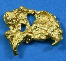 #833 Natural Gold Nugget Australian .60 Grams Genuine