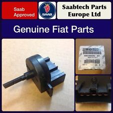 GENUINE FIAT PUNTO 1999-2006 HEATER FAN SPEED CONTROL SWITCH - NEW - 82486392