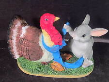 Charming Tails TURKEY WITH DRESSING Rabbit 85/412