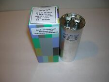 Run Capacitor-50 MFD/UF-370/440 -Single -Round-UL Rated-Venti Air Products-New