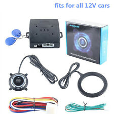 Car Engine Push Start Button/RFID Engine Lock Ignition Starter/Keyless System