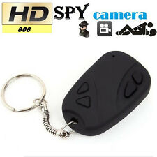 Spy Mini HD USB Car Key Chain Video Recorder Hidden Camera Camcorder DVR 808 TK