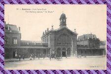CPA 80 - AMIENS - estación San Roch