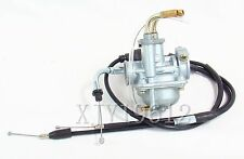 YAMAHA PW50 PW 50 Carburetor & Throttle Cable 1981-2008