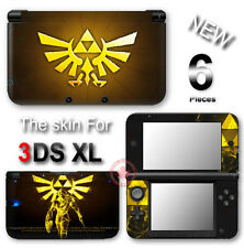 Legend of Zelda A Link Between Worlds SKIN STICKER COVER #2 for Nintendo 3DS XL