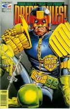 Dredd rules # 10 (simon Bisley, vanyo) (quality comics usa 1992)