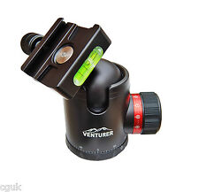 Venturer BH-1 46mm Trípode Ball Head-Arca Swiss & Rr compatible