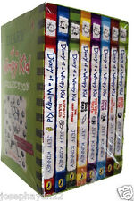 NEW BOX x 8 DIARY of a WIMPY KID Hard Luck Third Wheel Cabin Fever Ugly Truth
