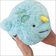 "SQUISHABLE Plush Mini Narwhal 7"" stuffed animal AMAZINGLY SOFT"