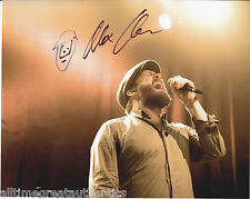 SINGER ALEX CLARE SIGNED 8X10 PHOTO W/COA TOO CLOSE