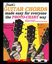 Guitar Chords Made Easy For Everyone The Photo Chart Way