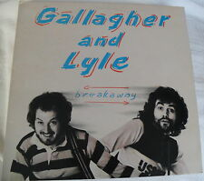 Gallagher and Lyle - Breakaway - A & M Records AMLH 68348