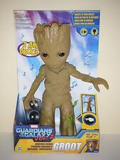 Marvel Guardians Of The Galaxy Vol. 2 Electronic Dancing GROOT Figure