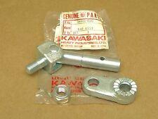 NOS New Kawasaki F5 F6 F7 F8 F81 Foot Peg Bar Assembly  34002-030