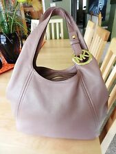 Michael Kor Fulton Lg Shoulder Tote in Dusty Rose  MSRP $398