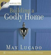 Max on Life: Building a Godly Home (Max on Life CD-Book Study)